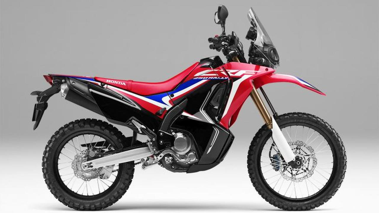 HONDA CRF RALLY 250 (2020)